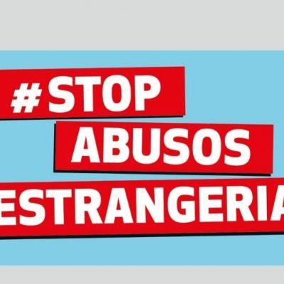 Crida a l'acció Concentració a Girona #StopAbusosEstrangeria